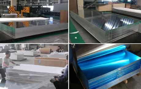 aluminium sheet/plate